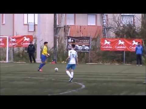 Manuel Mourato - 2015-16 (Camp.Nacional de Iniciados) (видео)