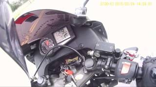 10. Kymco Quannon 150 top speed