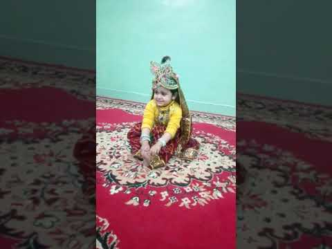 Video Choti si Radha beautiful dance download in MP3, 3GP, MP4, WEBM, AVI, FLV January 2017