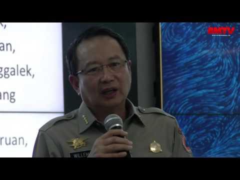 BNPB Kembangkan Sistem Rewarning Penangulangan Banjir dan Longsor