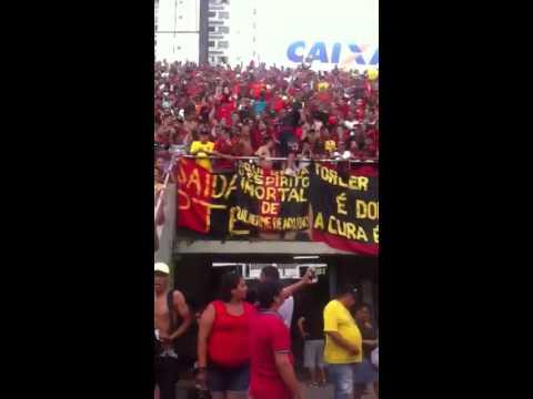 Video - Sport x figueirense 2014 - Brava ilha(3) - Brava Ilha - Sport Recife - Brasil