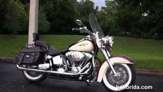 6. Used 2007 Harley Davidson Softail Deluxe Motorcycles for sale