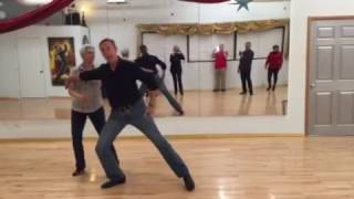 West Coast Swing Reno Swing Dance Class review Intermediate/advanced class