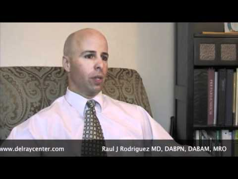 How to recognize complications of alcoholism with Dr Rodriquez and Delray Center