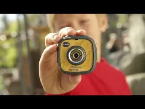 Kidizoom Action Cam TV-Spot von VTech