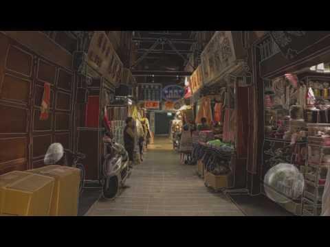 六顆真心團隊合作拍攝系列西門市場影片-曜 Wish