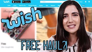 "Video I Ordered The First 5 ""Free"" Things From Wish MP3, 3GP, MP4, WEBM, AVI, FLV Juli 2019"