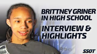 Brittney Griner - High School Highlights/Interview - Sports Stars Of Tomorrow
