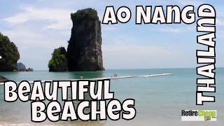 JC's Road Trip - Living The Beach Life - Ao Nang Krabi Thailand - Part 2
