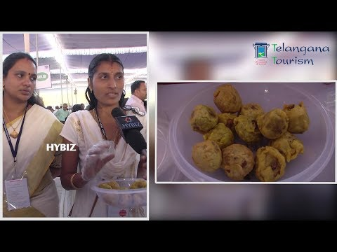, Sweet Festival Hyderabad 2018-Archana from Kerala