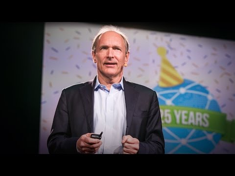 Lee - Sir Tim Berners-Lee invented the world wide web 25 years ago. So it's worth a listen when he warns us: There's a battle ahead. Eroding net neutrality, filter bubbles and centralized corporate...