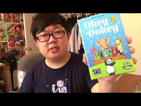 Board Game Reviews Ep #10: OKEY DOKEY