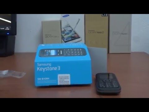 แกะกล่อง+รีวิว samsung ปุ่มกด 3g   โครงการ ais 2g แลก เครื่อง 3g (видео)