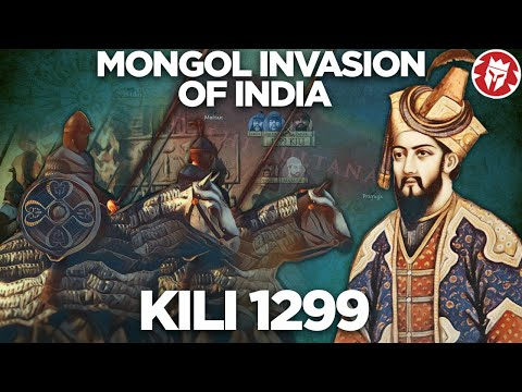History of 1299: The Mongol Invasion of India