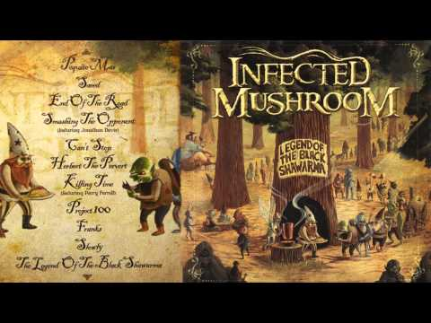 Infected Mushroom - Bust A Move (Infected Remix)