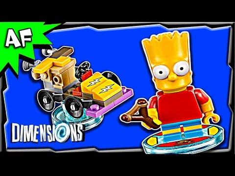 Vidéo LEGO Dimensions 71211 : Pack Héros : Bart Simpson
