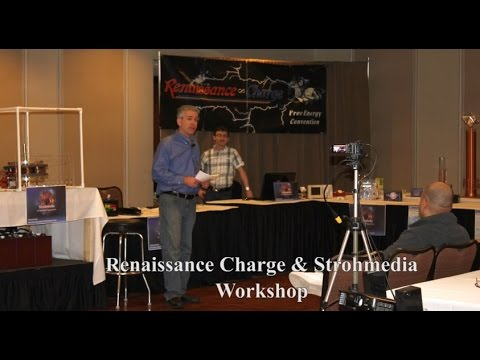 R-Charge and Strohmedia Convention Chicago 2015