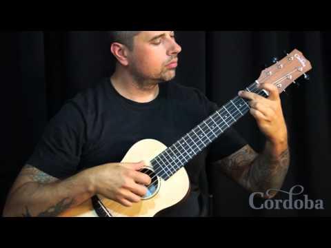 Cordoba Mini M Nylon String Travel Acoustic Guitar