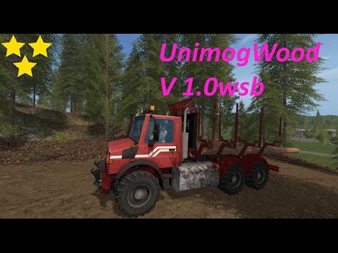 Unimog Wood v1.0 wsb