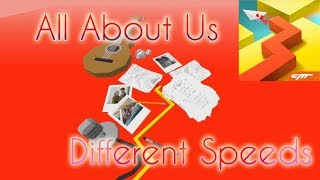 Download Lagu Dancing Line - All About Us (Different Speeds 25% - 1000%) Mp3