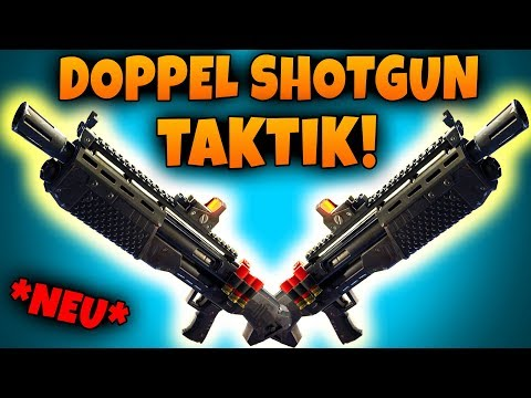 DOUBLE-PUMP IST ZURÜCK?! - DOPPEL SHOTGUN TAKTIK!