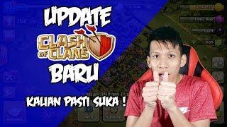 Video Update COC Baru (November 2017), Kalian Pasti Suka !! - Clash Of Clans Indonesia MP3, 3GP, MP4, WEBM, AVI, FLV November 2017