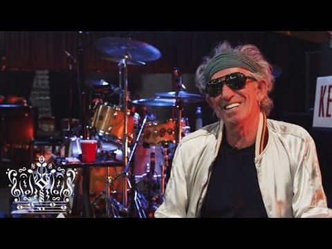 Keith Richards congratulates Chuck Berry! (видео)