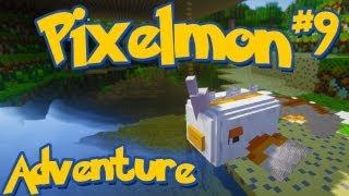 Pixelmon Minecraft Pokemon Mod! Adventure Server Series! Episode 9 - OMG I FOUND A SHINY !!!
