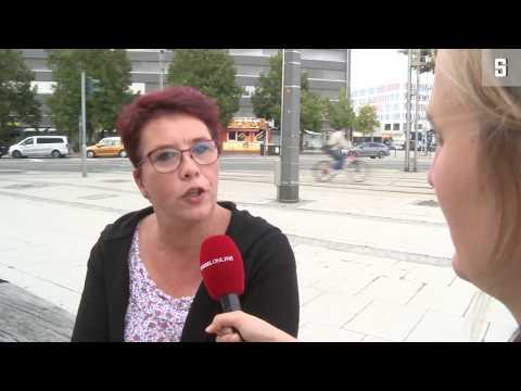 """Chemnitz: """"Hier mischt sich die bürgerliche Mitte m ..."""