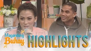 Video Magandang Buhay: Daboy describes her relationship with Alex Gonzaga MP3, 3GP, MP4, WEBM, AVI, FLV September 2018