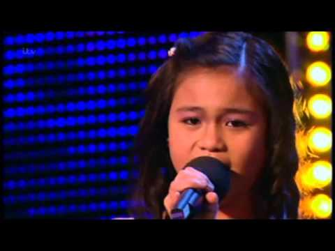 BRITAIN'S GOT TALENT 2013 – ARIXSANDRA LIBANTINO (11 YRS)