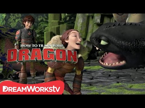 How to Train Your Dragon 2 Clip 'He's Beautiful'