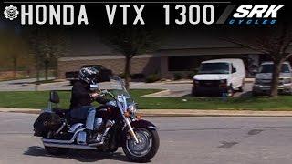 8. Honda VTX 1300 Test Drive