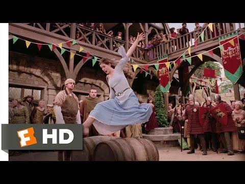 Ella Enchanted (4/12) Movie CLIP - Freeze! (2004) HD