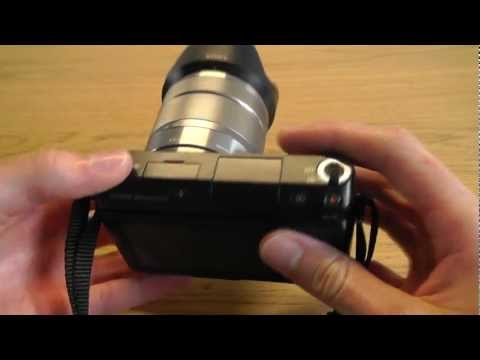 Sony NEX-F3 Mirrorless Camera Review