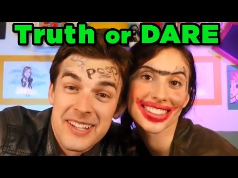 I'M SO EMBARRASSED... Truth or Dare Challenge (видео)