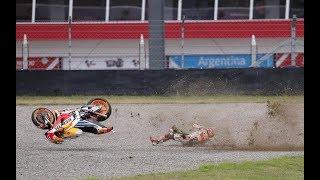 Video MotoGP 2017 All Crashes Compilation MP3, 3GP, MP4, WEBM, AVI, FLV Juni 2018
