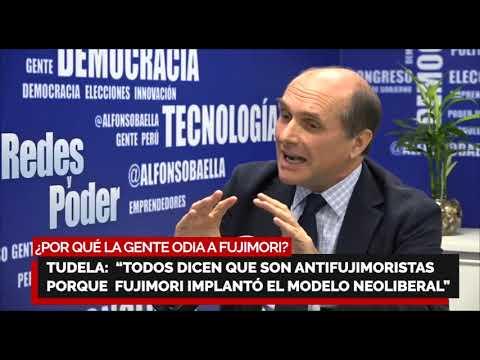"""¿POR QUÉ LA GENTE ODIA A FUJIMORI? Francisco Tudela: """"Porque Fujimori destruyó obra de comunistas"""""""
