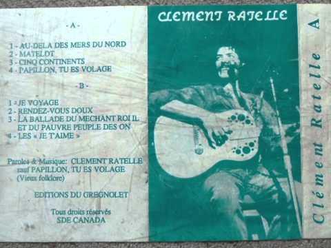 Clément Ratelle - Au delà des mers du Nord