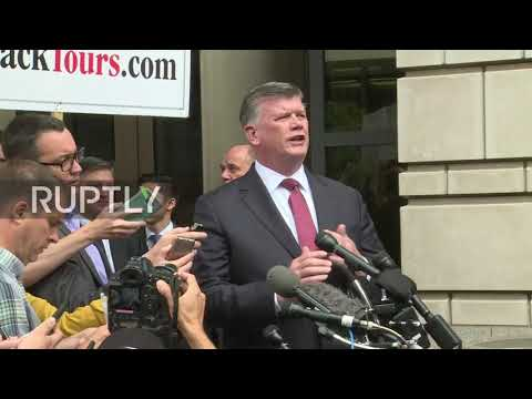 USA: 'Tough day' as Trump's fmr campaign chief Manafort pleads guilty