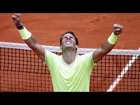 Tennis: Rekord - Rafael Nadal feiert 12. French-Open- ...
