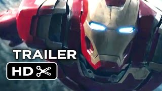 Nonton Avengers  Age Of Ultron Official Extended Trailer  2015    Avengers Sequel Movie Hd Film Subtitle Indonesia Streaming Movie Download