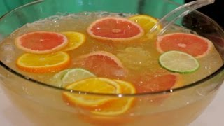 Alcoholic Punch Made With 7 Up : Mojito&Daiquiri Recipes
