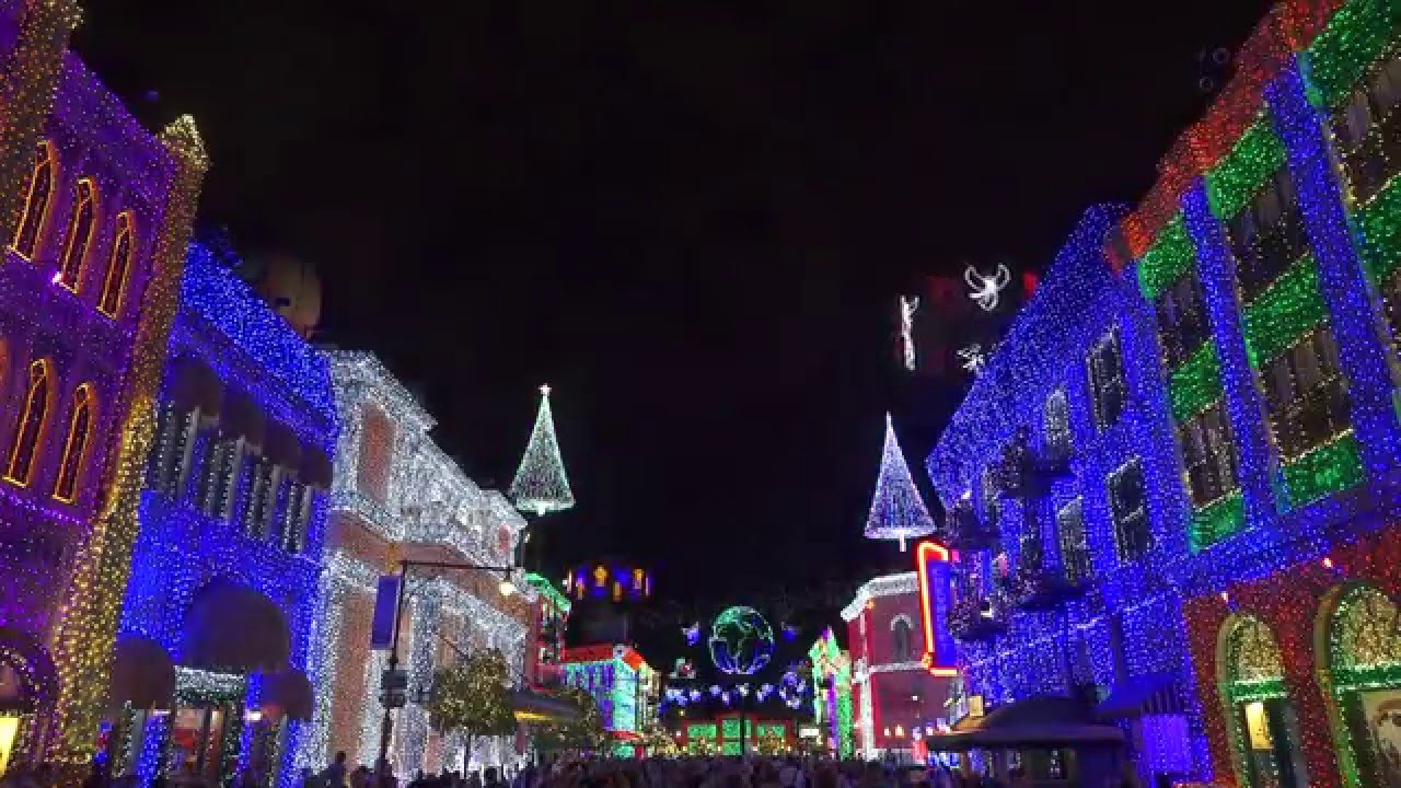 Osborne Family Spectacle of Dancing Lights - Winter Wonderland