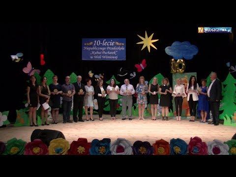 Obchody 10 lecia Niepublicznego Przedszkola Kubuś Puchatek w Woli Wiśniowej