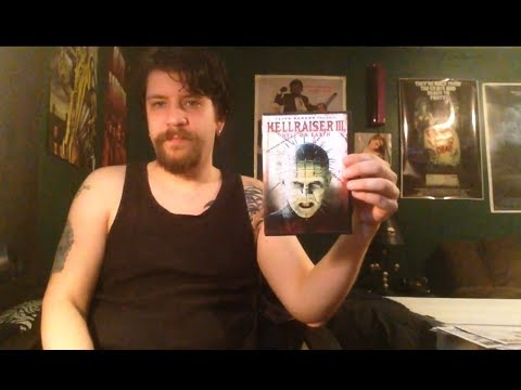 Hellraiser III: Hell on Earth (1992) Movie Review