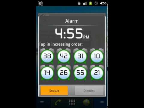 Video of TIM Alarm Clock