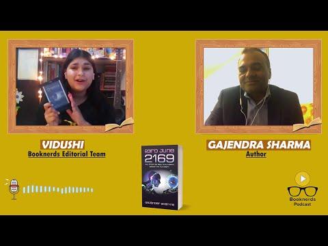 Booknerds Podcast | 23Rd June 2169 | Gajender Sharma