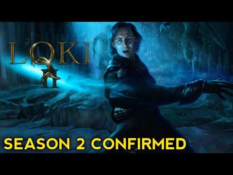 Loki Season 2 Accidentally Confirmed | Loki Season 2 Episodes Explained In Hindi