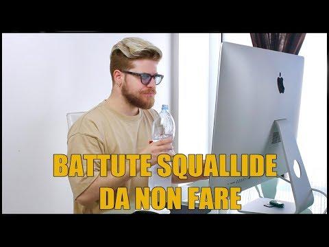 BATTUTE SQUALLIDE DA NON FARE!